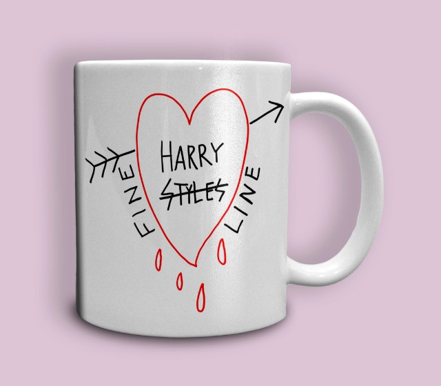 Canecas do Harry style 1D One Direction - Foto 6