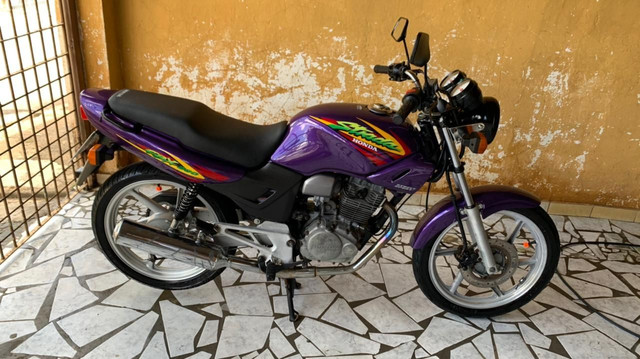 HONDA CBX STRADA 2000