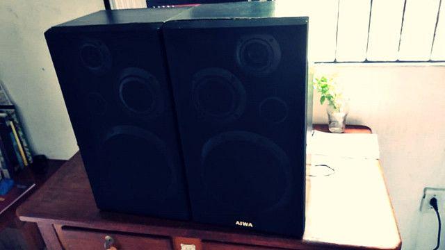 Caixas de som passivas Aiwa SX70