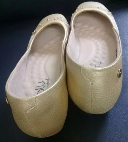 Sapato Conforto Malu Calçado Feminino tamanho 34