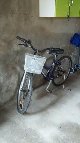 Pra vender logo está bicicleta