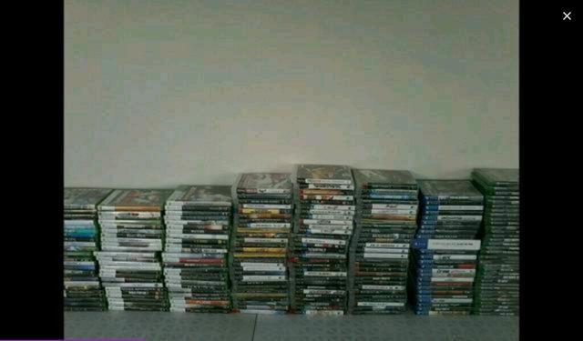 Para Xbox e PlayStation. faço entrega e aceito cartão