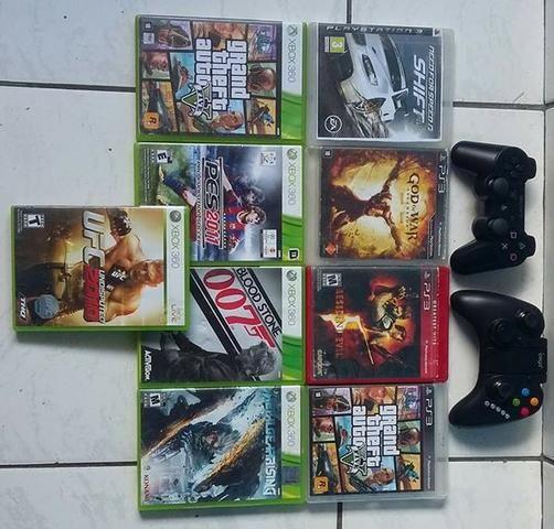 Jogos de Ps3 E Xbox360