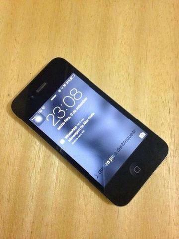 V/T Iphone 4 32gb funcionando tudo