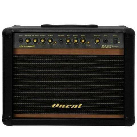 Amplificador de Guitarra Oneal Ocg 300r 60 Wrms