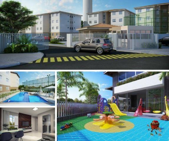 Seu apartamento NOVO ! Com sinal de apenas 4x de R$ 290,00 !!!