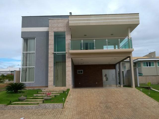 Vende-se casa sobrado no condomínio mirante do lago