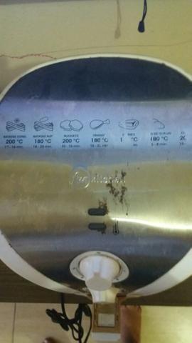 Fritadeira elétrica 500,00