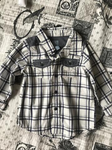 Camisa social BabyGab