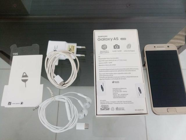 Vendo galaxy A5 2017 64gb