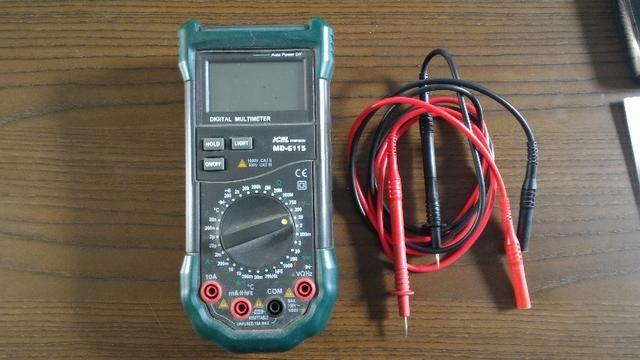 Multimetro iCEL md-6115