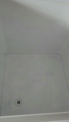 Freezer e ar-condicionado