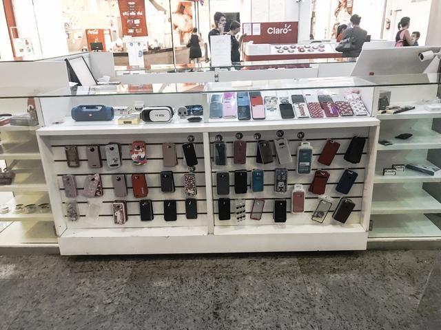 Quiosque - Buena Vista Shopping