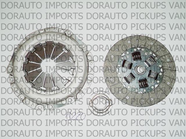 Kit embreagem c/rol pajero tr4 2.0 03/. IO 1.8 01/. 215mm/20 estr - Foto 2