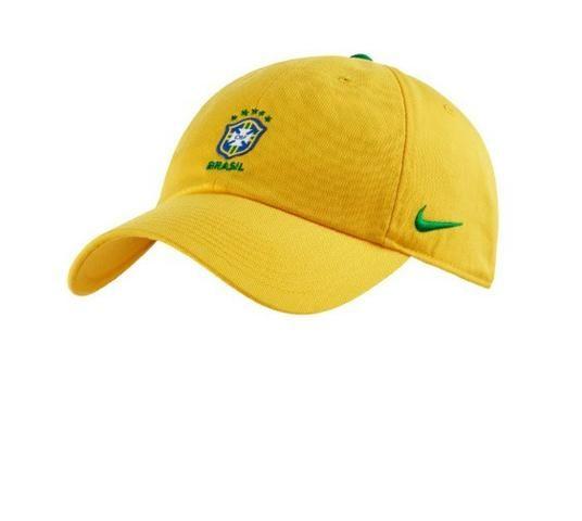 1e3b3b3097add Bone Nike Brasil Selecao H86 amr - Esportes e ginástica - Sítio ...