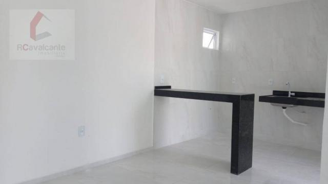 Casa Eusébio 03 quartos amplo terreno - Foto 14