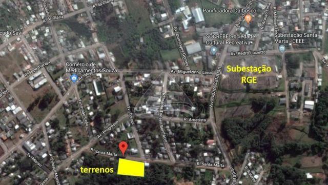Terreno à venda em Santa marta, Passo fundo cod:10583 - Foto 3
