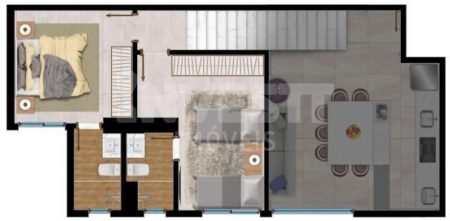 Apartamento à venda com 2 dormitórios em Setor bueno, Goiânia cod:620914 - Foto 6