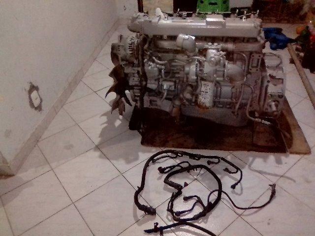 Motor MWM X12 Eletrônico 6 Cilindros Turbo,Eixo Virabrequim STD - Foto 4