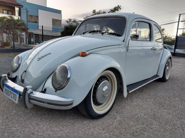 Volkswagen FUSCA RESTAURADO 1971 relíquia