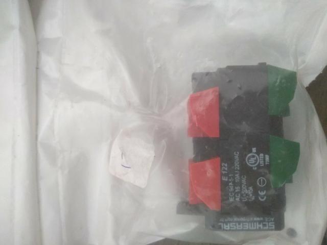 Pacote Com 15 Contato Ace Schmersal - E122(2na+2nf) - Foto 2