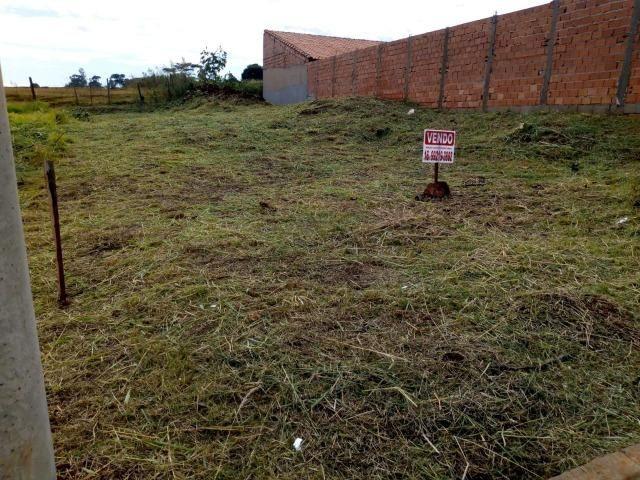 Vendo terreno - 287,11m2 - Brodowski - Foto 3