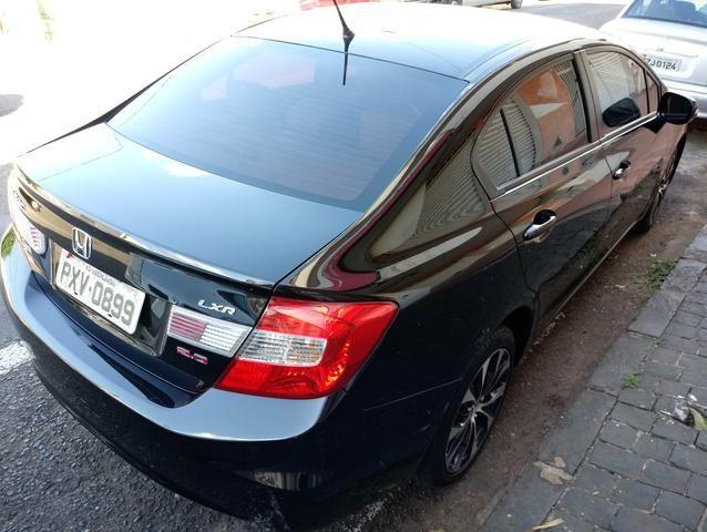Civic lxr automatico zerinho - Foto 2