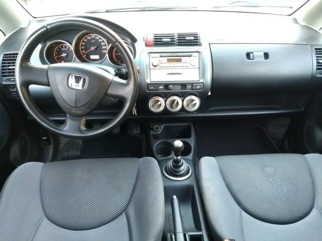 Honda fit 2008 lxl 1.4 flex manual completo - Foto 13