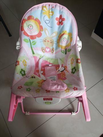Cadeira Vibratória Fisher Price