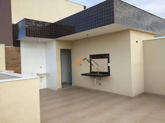 Cobertura com 2 quartos à venda, 50 m² por R$ 329.000 - Sao Joao Batista - Belo Horizonte/ - Foto 3