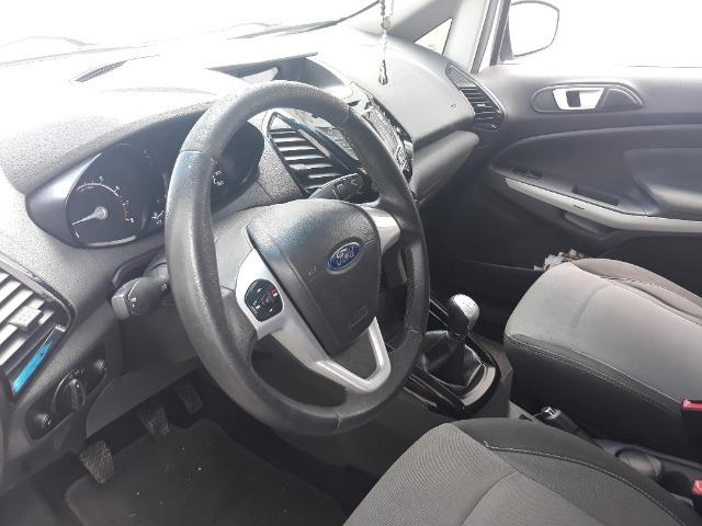Ford Ecosport Freestyle 1.6 (Flex) - 2013/14 - Foto 4