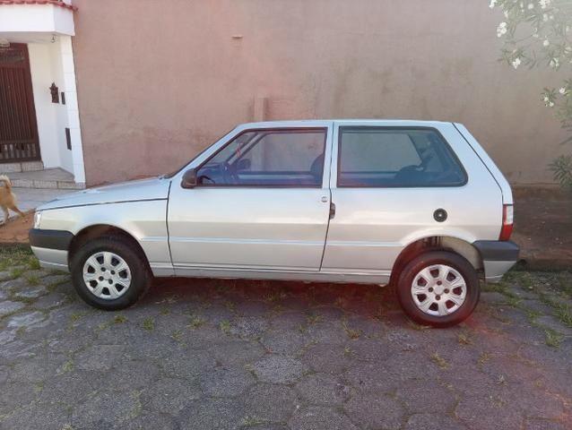 Fiat Uno Mille Economy 2011 2 - Portas - Barato! - Foto 2