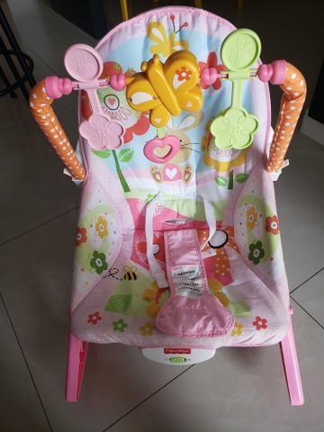 Cadeira Vibratória Fisher Price - Foto 6