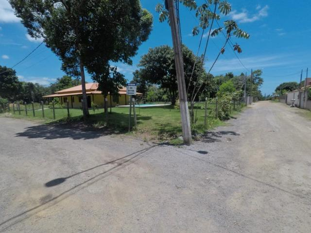 Chácara dos sonhos c/ casa de 3 quartos, piscina e área de 1000 m²,600 m da praia - Foto 4