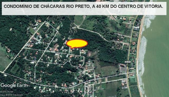 Chácara dos sonhos c/ casa de 3 quartos, piscina e área de 1000 m²,600 m da praia - Foto 20