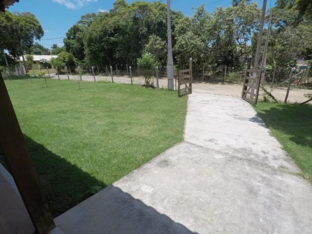 Chácara dos sonhos c/ casa de 3 quartos, piscina e área de 1000 m²,600 m da praia - Foto 17