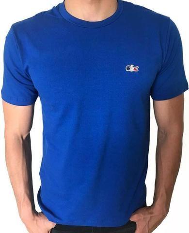 24d26a5e9079f Camisa lacoste basica azul - Roupas e calçados - Madureira