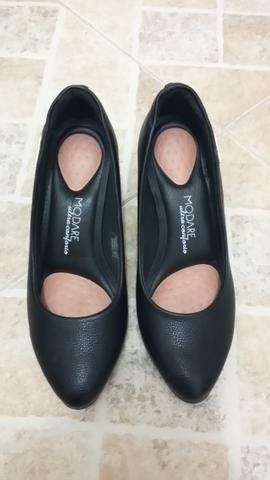 117e9a61b6 Sapato Modare nº36 linha conforto - Roupas e calçados - Vila Mirim ...