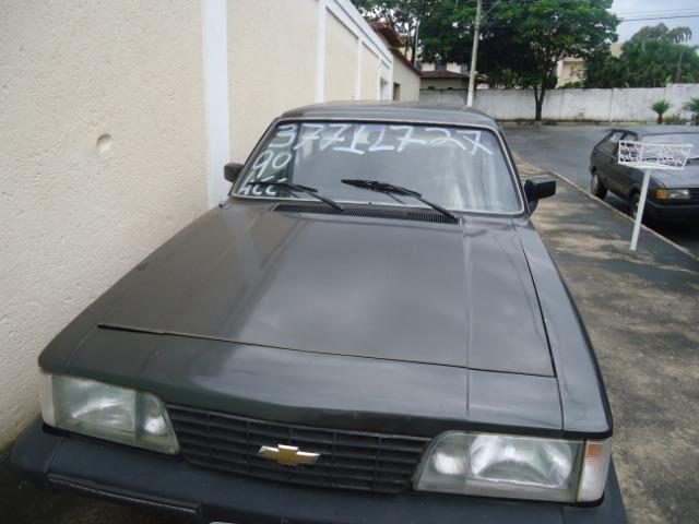 Gm - Chevrolet Caravan 2.5 4cc 1990