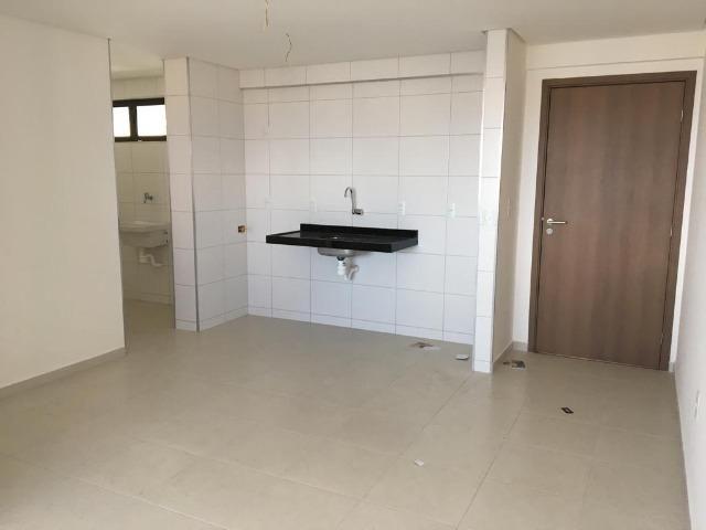 Ponta Verde, 69 m², 03 Quartos, Nascente e área de lazer completa - Foto 5