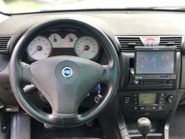 Fiat Stilo com Teto Solar, Rodas 17'', Suspensão preparada, Caixa de som, DVD - Foto 4