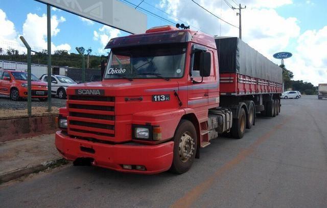 Scania 113 360 (Parcelado) - Foto 4