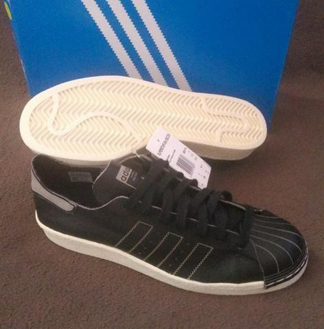 cc14a8b0d87 Tênis Adidas Originals Superstar 80s Decon Tam 43 (original novo sem uso)