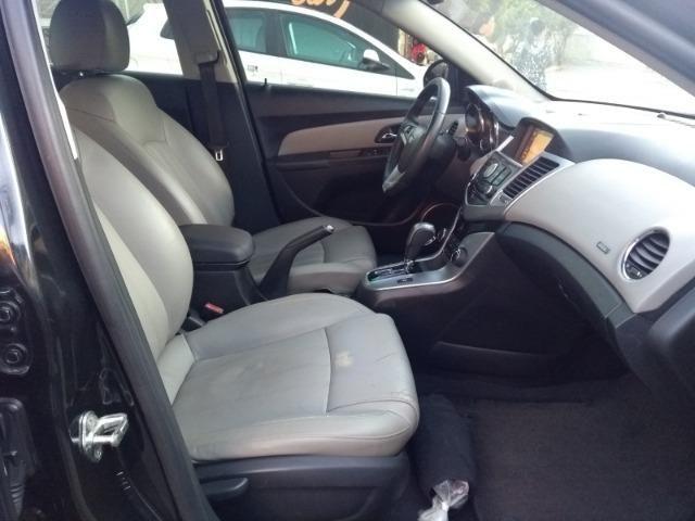 Chevrolet Cruze 1.8 LTZ Aut. 2012/2012 Flex - Foto 8
