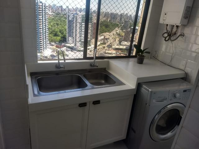 Excelente apartamento; 3 suites; Guararapes ; 3 vagas; 169,5 M² de área privativa; Lazer - Foto 17