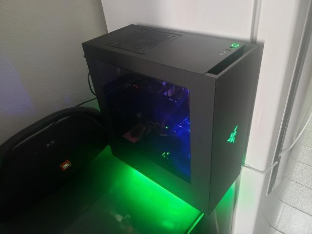 PC Gamer Nível Entusiasta / Ilha de Edição i7 8700k - GTX 1080 TI ( Aceito  Cartão )