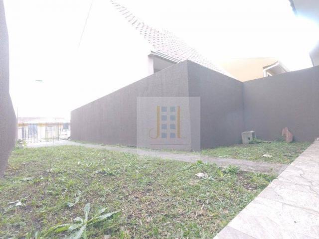 Sobrado umbará 3 quartos com suíte, 1 no térreo - Foto 3
