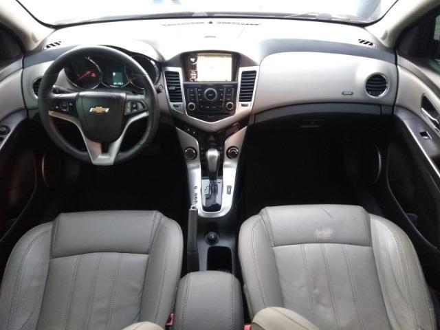 Chevrolet Cruze 1.8 LTZ Aut. 2012/2012 Flex - Foto 5