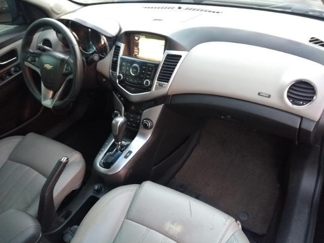 Chevrolet Cruze 1.8 LTZ Aut. 2012/2012 Flex - Foto 7