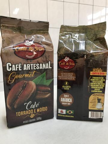 Kit 20 Pct Café Gourmet Artesanal Torrado Moido Frete Gratis - Foto 4